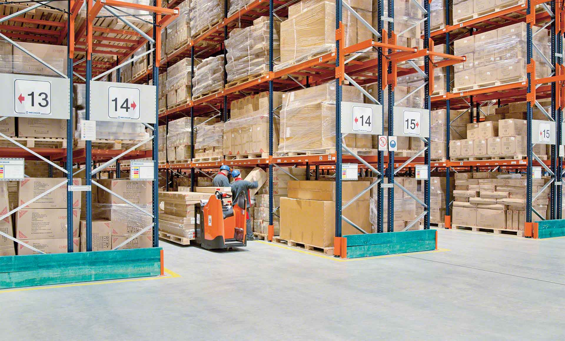 Importance of Effective Warehouse Slotting