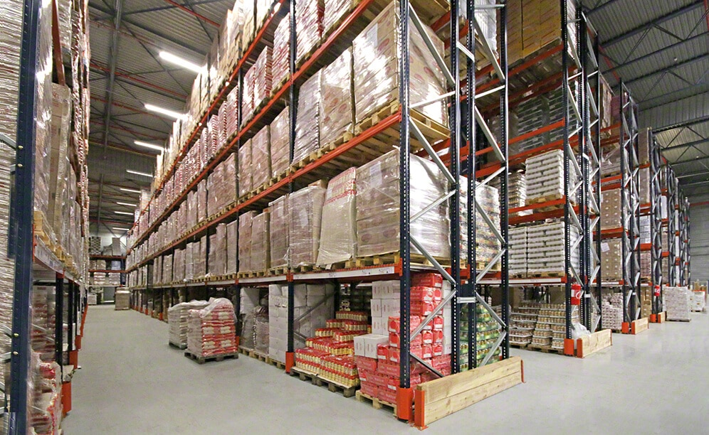 Case Study Of The Firat Food Picking Warehouse In France