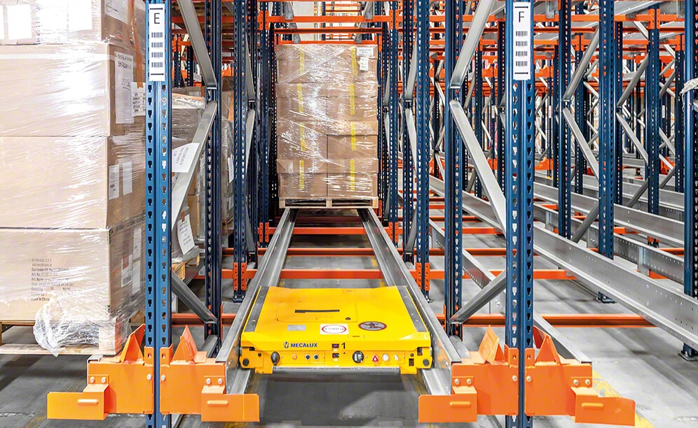 The European leader in online sales to the general public, vente-privee, increases the efficiency of its Rhône-Alpes (France) distribution centre