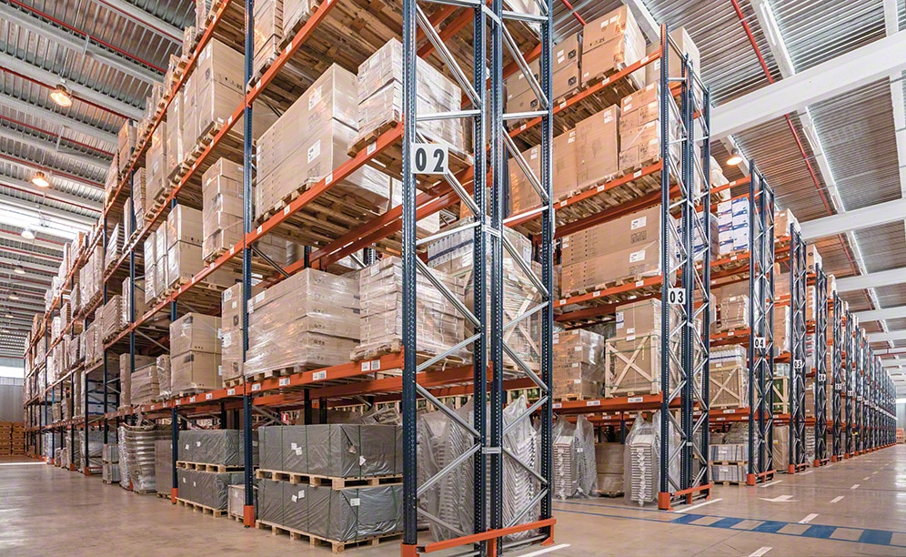 Warehouse Case Studies Mecaluxcom
