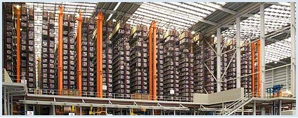 Smart solutions to automate your warehouse