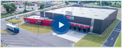 Peak picking productivity at Grégoire-Besson distribution Centre - France