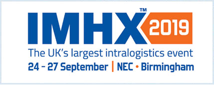 IMHX 2019 - The UK's Largest logistics event