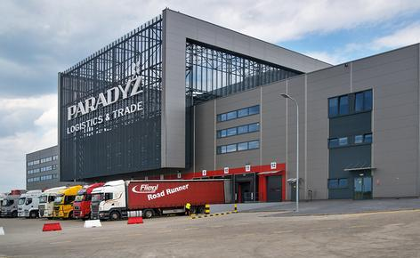 Ceramika Paradyż strengthens its commitment to cutting-edge technologies with a new automated clad-rack warehouse in Poland