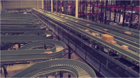 DECASA: High throughput picking and storage