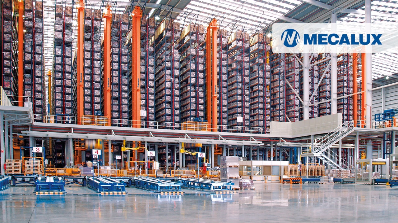 How to calculate a conventional pallet rack structure