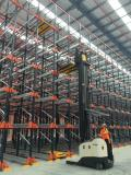 The Reece warehouse in Australia gets the Pallet Shuttle system and cantilever racks by Mecalux