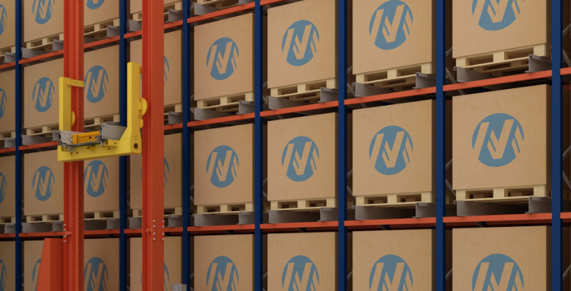 Ribeiros will install the automatic Pallet Shuttle system
