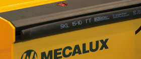 Safety bumper - Mecalux® metal shelves