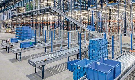 Box Conveyor Systems