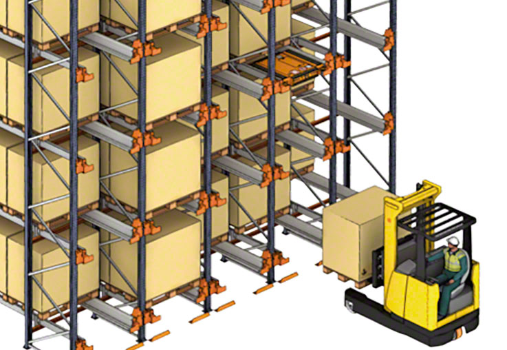 Costa improves its logistics thanks to Mecalux