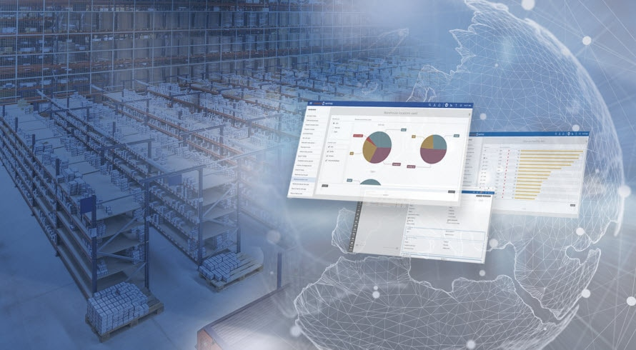 Mecalux recognised in Gartner 2019 report Europe Context: 'Magic Quadrant for Warehouse Management Systems'