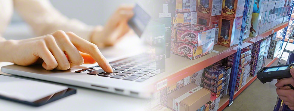 Solución integral para el almacén e-commerce de Global Freaks