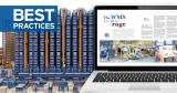 Best Practices 22: logistics efficiency in 11 customer projects and three featured articles