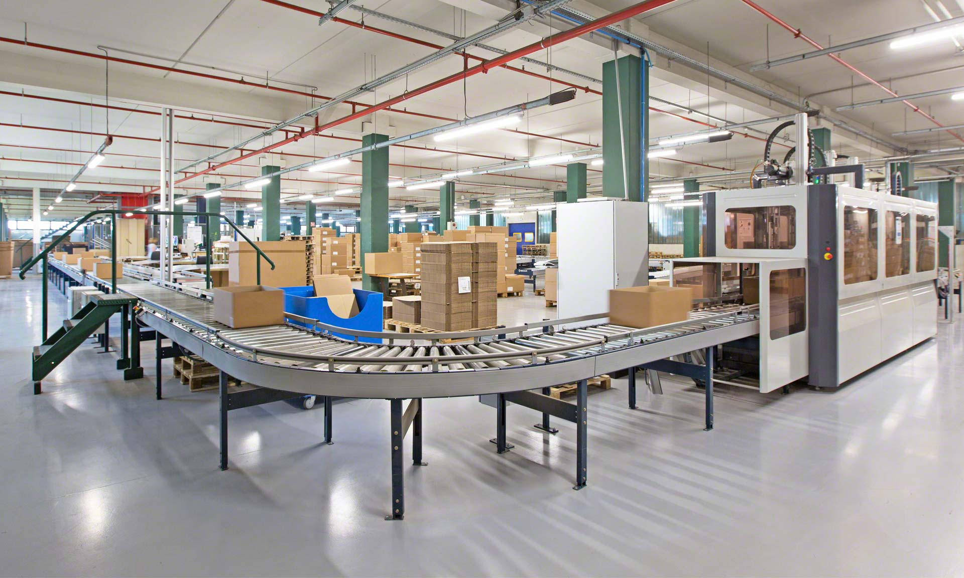 Firm step towards automated omnichannel