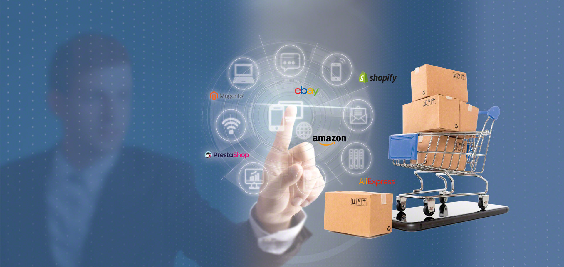 Marketplaces & Ecommerce Platforms Integration