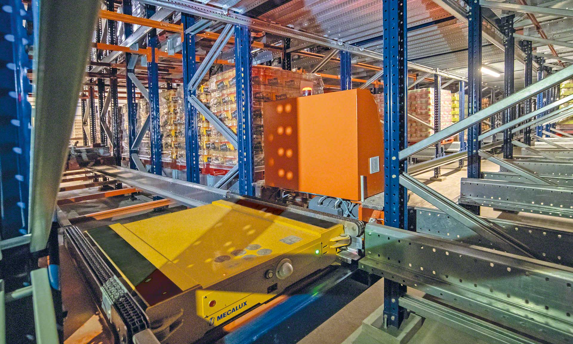 Expansion of Cistér's automated warehouse in Portugal
