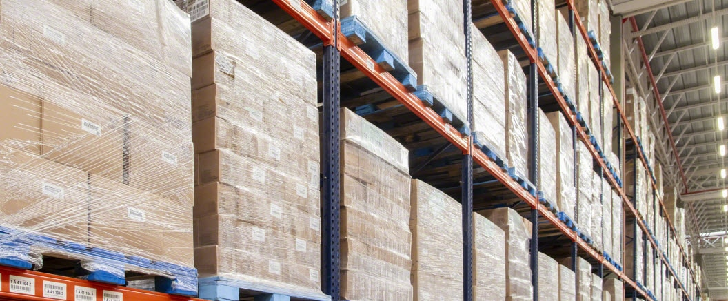 Easy Logistique: nearly 100,000 pallets with household furniture