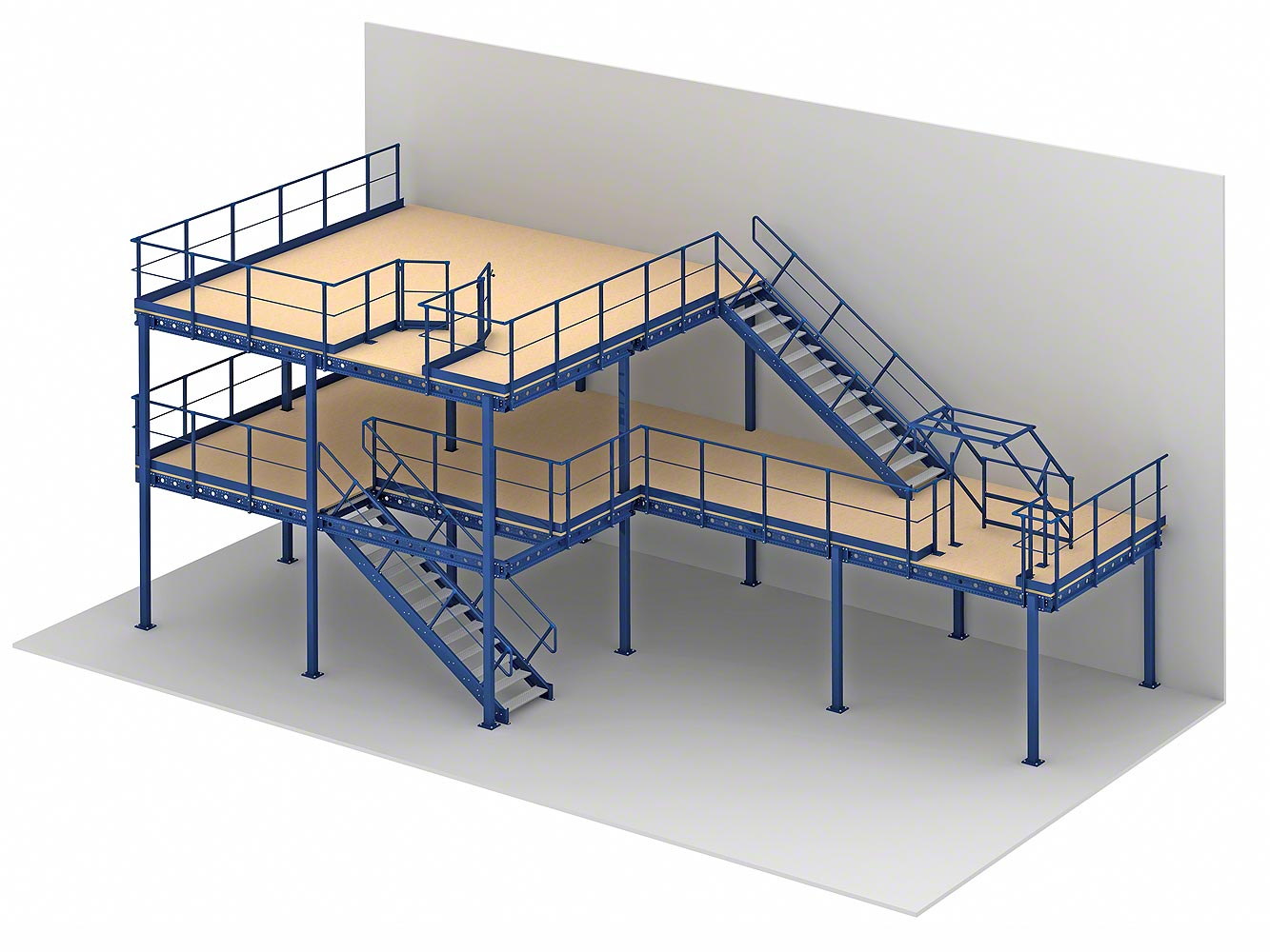 Delightful Mezzanine Floors