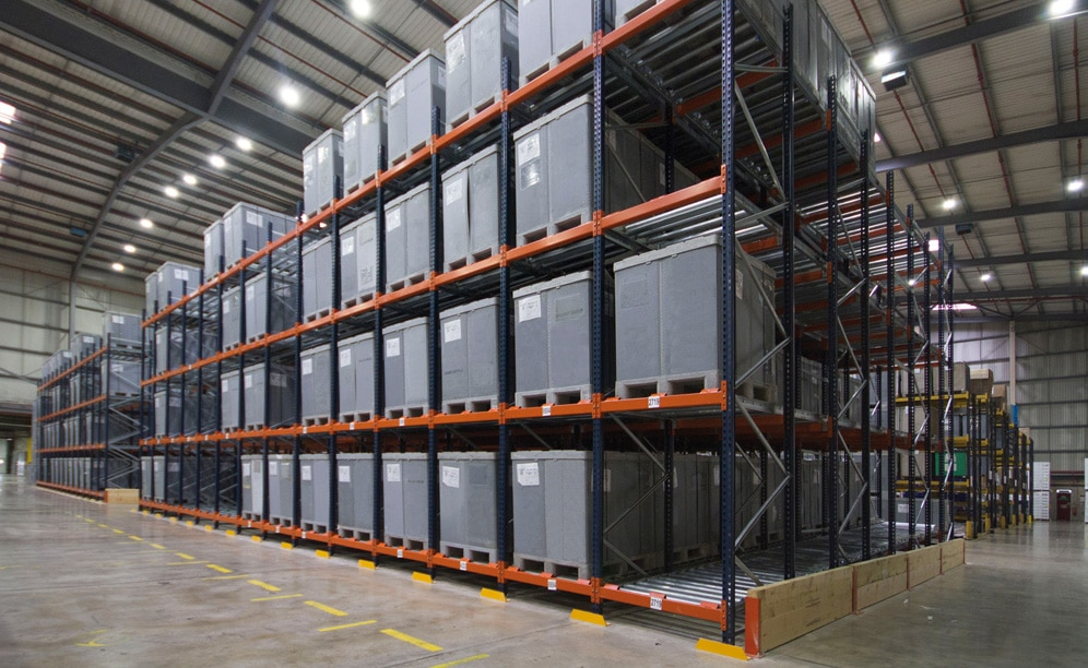 warehouse case study 112 tem journal – volume 7 / number 1 / 2018 simulation as logistic support  to handling in the warehouse: case study janka šaderová 1.
